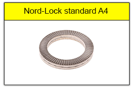 Nord -Lock A4
