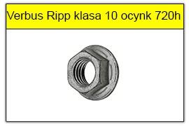 Verbus Ripp klasa 10 ocynk płatkowy 720h