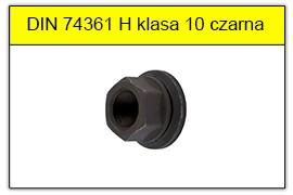 DIN 74361H klasa 10 czarna