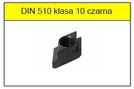 DIN 510 klasa 10 czarna