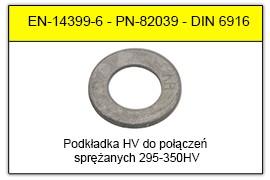 EN-14399-6 - PN-82039 - DIN 6916