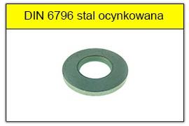 DIN 6796 stal surowa