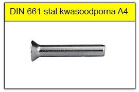 DIN 661 kwasoodporne A4