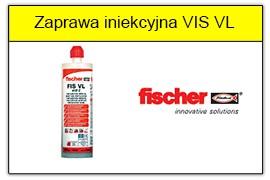 Zaprawa iniekcyjna Fischer