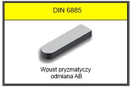 DIN 6885 AB