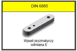 DIN 6885 E