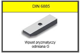 DIN 6885 G