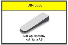 DIN 6886 AB