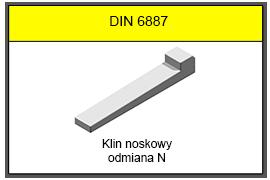 DIN 6887 N