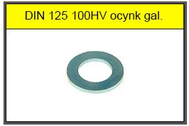 DIN 125 100HV