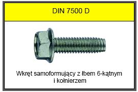 DIN 7500D