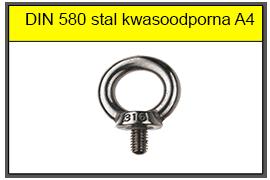 DIN 580 A4