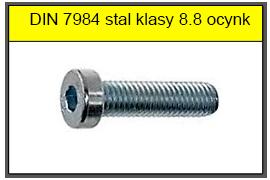 DIN 7984 8.8