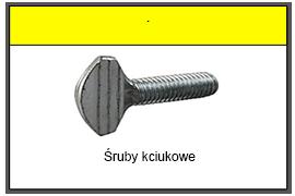 ŚRUBA KCIUKOWA