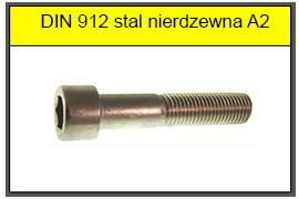 DIN 912 ISO 4762